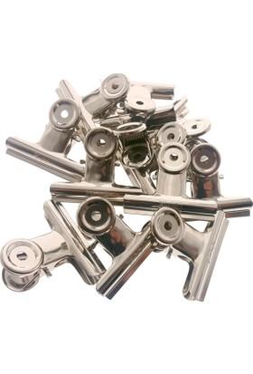 Deli Round Clips Kıskaç 51mm 12'li Paket