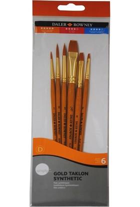 Daler Rowney Fırça Seti 7Li 216920700