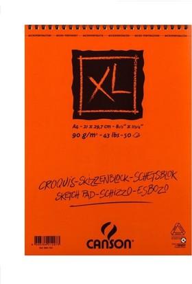 Canson 1XL Croquis Eskiz Blok 90gr-A4