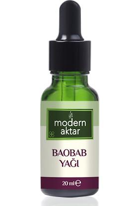 Modern Aktar Soğuk Pres Baobab Yağı 20 Ml
