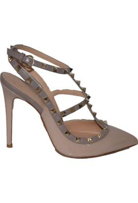 Efem 323-36 Deri Kadın Ayakkabı
