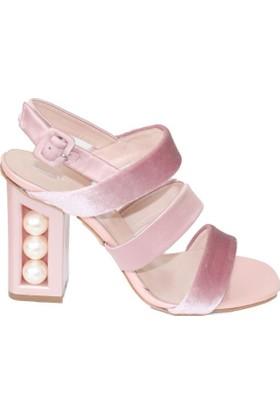 Efem 81-131 Deri Kadın Ayakkabı