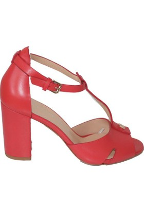 Efem 319-170 Deri Kadın Ayakkabı