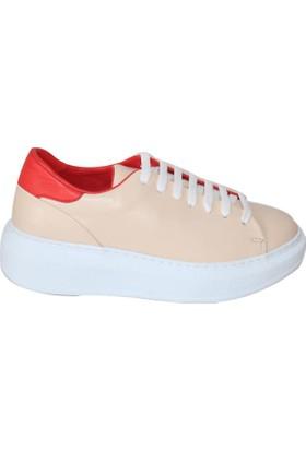Efem 9002 Deri Spor Kadın Ayakkabı