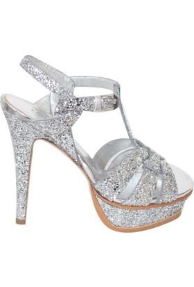 Efem 407-50 Deri Kadın Ayakkabı