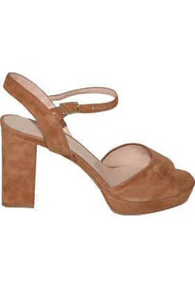 Efem 2797 Deri Kadın Ayakkabı
