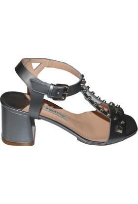 Efem 4183-24 Deri Kadın Ayakkabı