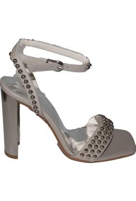 Efem 1677-04 Deri Kadın Ayakkabı