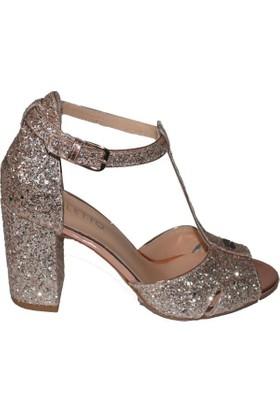 Efem 319-171 Deri Kadın Ayakkabı
