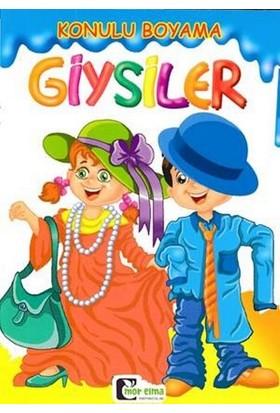 Konulu Boyama :Giysiler