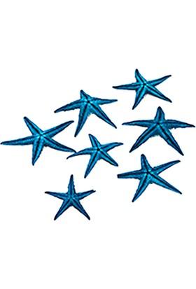 Bigpratic Teraryum Malzemesi Deniz Yıldızı (7'Li Paket)