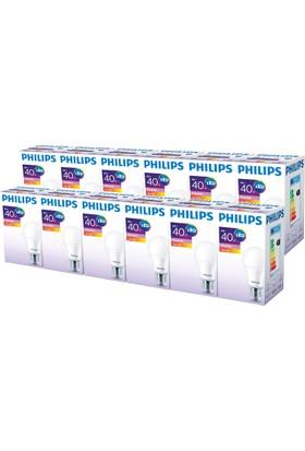 Philips ESS LEDBulb 6-40W Normal Duy Sarı Işık 12'li Ekopaket
