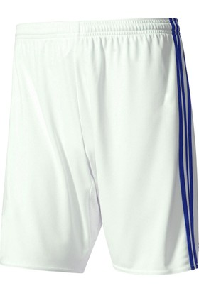 Adidas AN8175 Essential Climacool Şort Beyaz Mavi