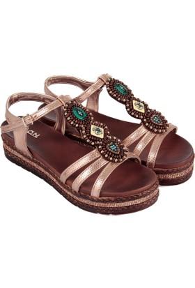 Gön Kadın Sandalet 38291