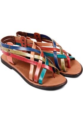 Gön Kadın Sandalet 05103