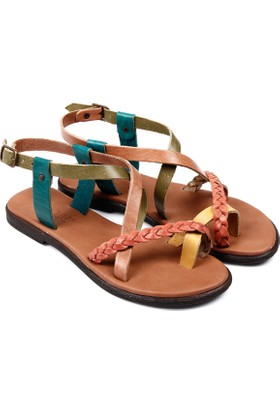 Gön Kadın Sandalet 05104