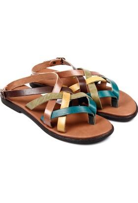 Gön Kadın Sandalet 05109