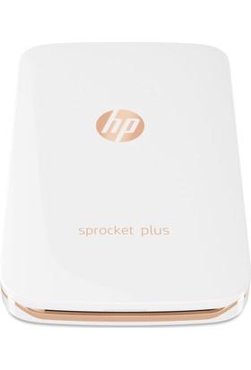 HP Sprocket Plus Beyaz Fotoğraf Yazıcı 2FR85A