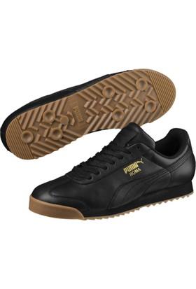 Puma 366408 Roma Classic Gum Black Go Erkek Spor Ayakkabısı