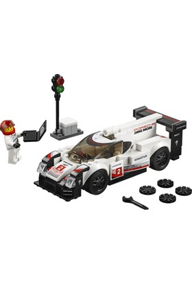LEGO Speed Champions 75887 Porsche 919 Hibrid