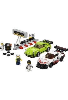LEGO Speed Champions 75888 Porsche 911 RSR ve 911 Turbo 3.0