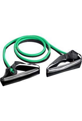 Gymstick Tutacaklı Hafif Yeşil Pilates Direnç Lastiği Egzersiz Tübülü