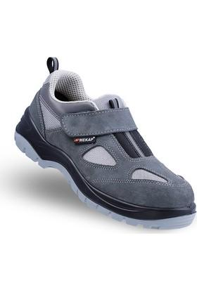 Mekap 157 Esd Kompozit Burunlu Elektrikçi Ayakkabısı