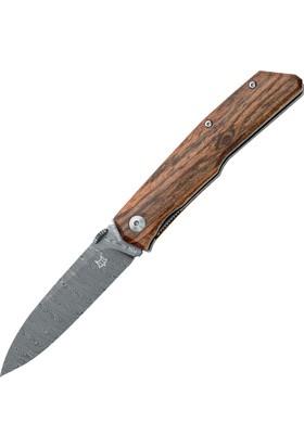 Fox Knives Terzuola Damascus FX-525 DB