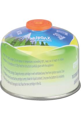 Nurgaz 230 grm Vidalı Kartuş