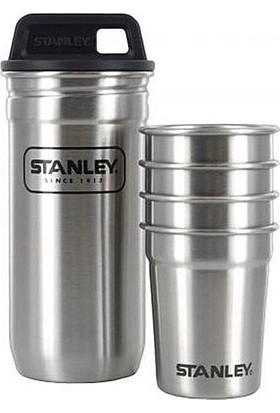 Stanley Adventure Paslanmaz Çelik Shot Bardağı Seti 0,59 ML - Çelik - 0,59LT