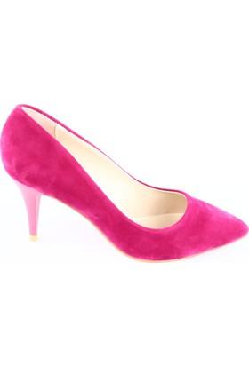 Dgn 11905 Bayan Topuklu Ayakkabı