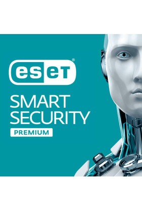 Eset Smart Security Premium 2018 V.11 / 3 Kullanıcı 1 Yıl Dijital Lisans