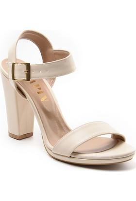 Sapin 26252 Kadın Topuklu Ayakkabı