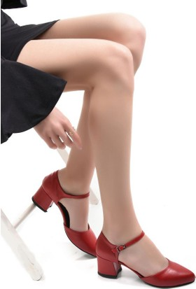 Sapin 26040 Kadın Topuklu Ayakkabı