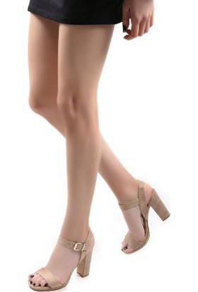 Sapin 26010 Kadın Topuklu Ayakkabı
