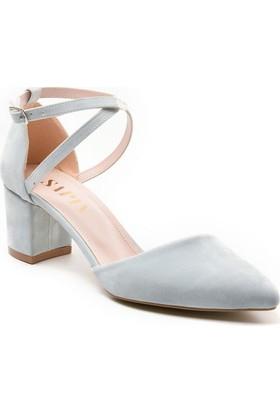 Sapin 26159 Kadın Topuklu Ayakkabı