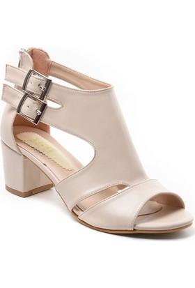 Sapin 26026 Kadın Topuklu Ayakkabı