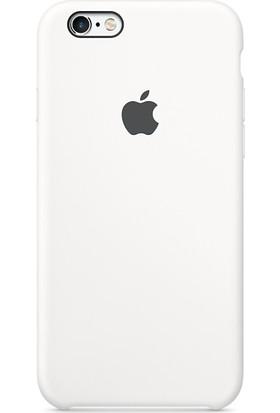 Deer Case Apple iPhone 6 Plus - 6S Plus Silikon Kılıf Kauçuk Arka Kapak