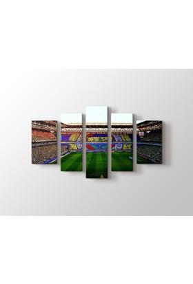 Dekorme Fenerbahçe Stad Kanvas Tablo 110 x 60 cm
