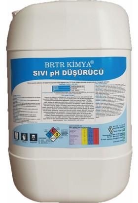 Brtr Kimya Sıvı Ph Düşürücü - 15 Kg