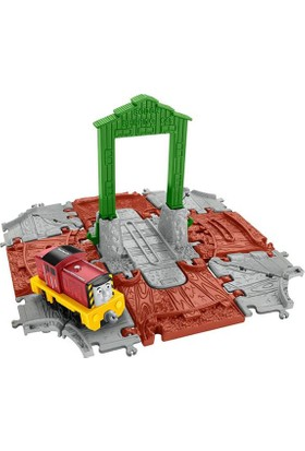 Thomas Friendes Adventures Mini İstasyon Set FBC51-FBC54