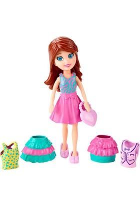 Polly Pocket ve Renkli Kıyafetleri CBW79-CGJ02