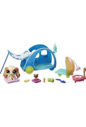 Littlest Pet Shop Miniş Mini Oyun Seti E0393-E2103