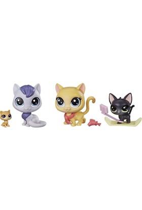 Littlest Pet Shop Miniş Ailesi B9346-E1014