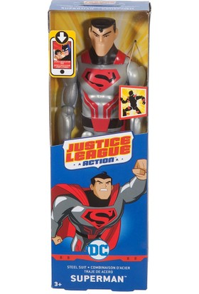 Justice League Action Aksiyon Figür FBR02-FPC61