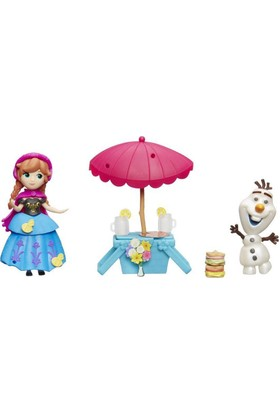 Disney Frozen Little Kingdom Film Sahneleri B5191-C0459