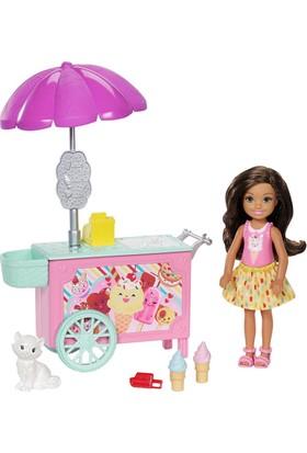 Barbie Chelsea Piknikte Oyun Seti FDB32-FDB33