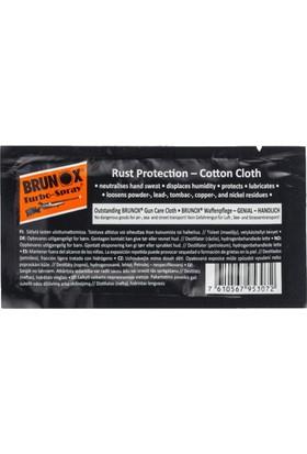 Brunox Silah Bakım Mendili Tek Paket