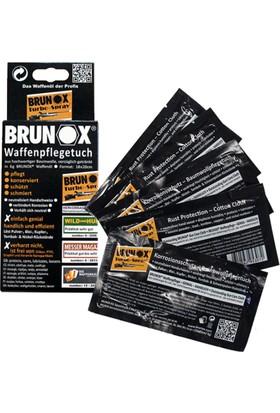 Brunox Silah Bakım Mendili 5'li Paket