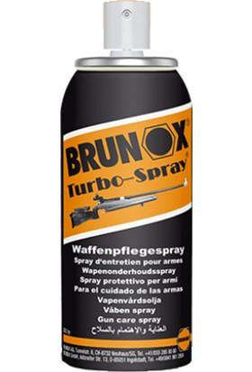 Brunox Silah Bakım Yağı 120 ML Sprey